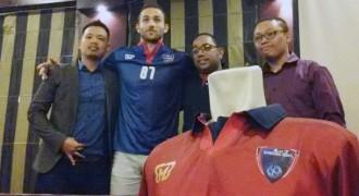 Disponsori MBB, Jersey PBR Tonjolkan Kota Bandung