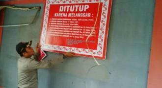 Peternakan Ayam Terbesar di Cianjur Ditutup Paksa