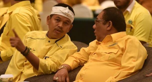 Golkar akan Evaluasi Anggota DPRD dan Bupati