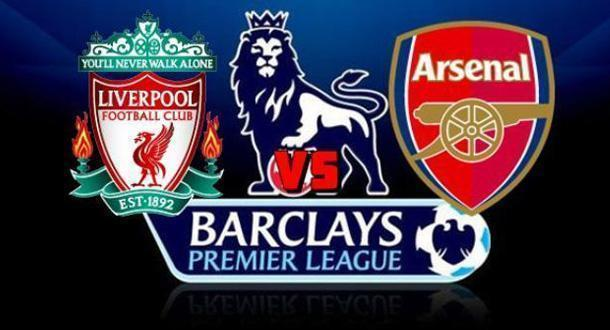 Starting Line Up Liverpool vs Arsenal