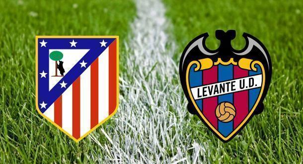 Head to Head Atletico Madrid versus Levante