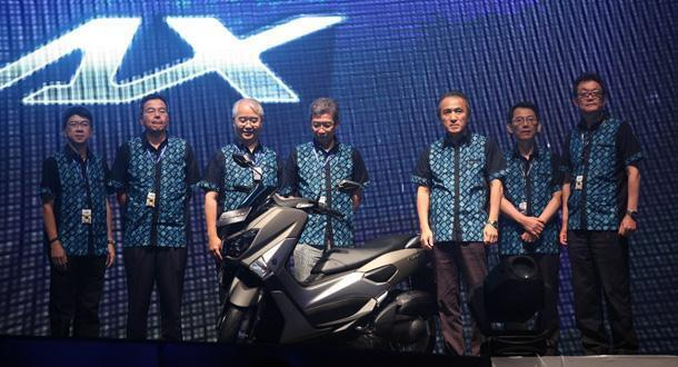 Yamaha Luncurkan NMAX, The Ultimate Sports Matic