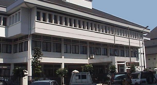 Mabes Polri Geledah Kantor Distarcip Kota Bandung