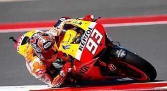 Marquez Tempati Pole Position di GP Jerman