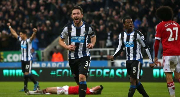 Newcastle vs MU, Drama 6 Gol di Saint James Park