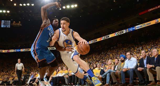 Menangkan Game 5, Warriors Jaga Asa ke Final