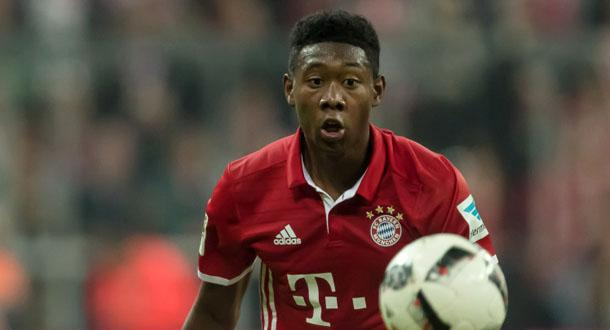 Manchester City Berniat Bajak David Alaba