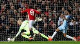 Setan Merah Gebuk The Citizens di Derby Manchester