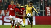 Bayern Hancurkan Arsenal di Allianz Arena