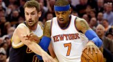 Love Absen, Carmelo Anthony Masuk Skuat All Star