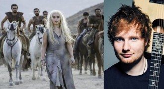 Ed Sheeran Bintang Tamu di Game of Thrones