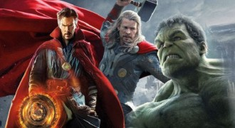 Immigrant Song Jadi Soundtrack Thor: Ragnarok