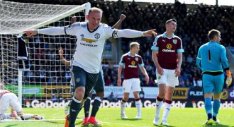 Rooney Cetak Gol, Manchester United Hajar Burnley