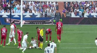 Sevilla Protes Gol 'Colongan' Real Madrid