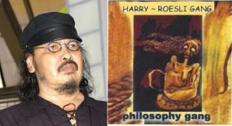 Rilis Ulang Philosophy Gang Harry Roesli