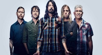 Run, Personel Foo Fighters Jadi Tua