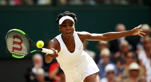 Venus Williams Tantang Muguruza di Final