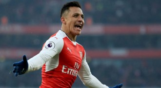 Niat Sanchez ke Man City Tak Direstui Arsenal