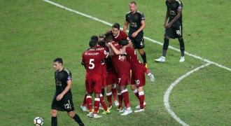 Liverpool Bekuk Leicester di Final Asia Trophy