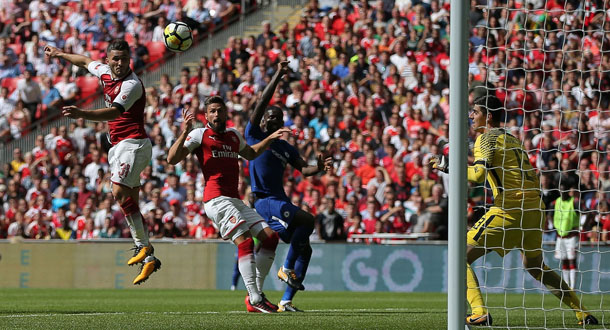 Via Adu Penalti, Arsenal Juara Community Shield