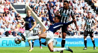 Tottenham Bungkam 10 Pemain Newcastle United