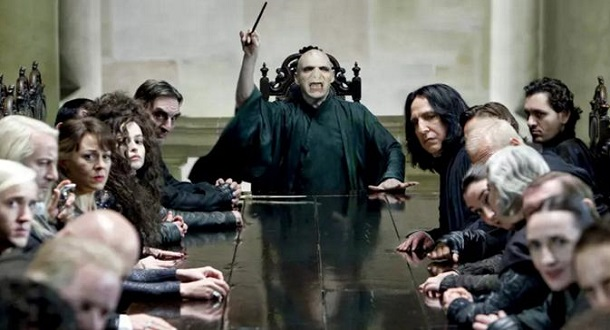 Penggemar Harry Potter Buat Film Voldemort