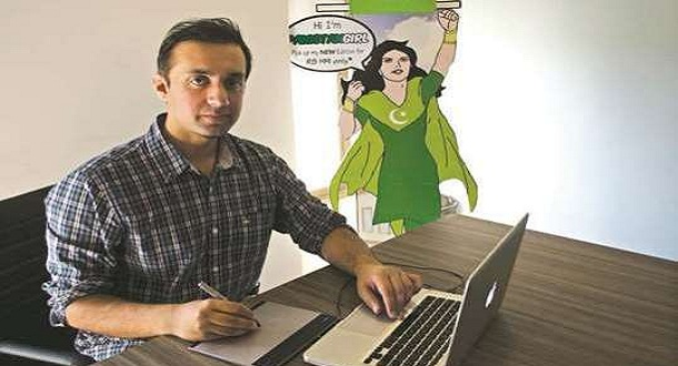 Pakistan Girl, Kampanye Perangi Korupsi
