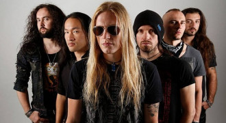 Dragonforce Rilis Video Musik Midnight Madness