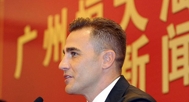 Tim Besutan Cannavaro Terlibat Match Fixing