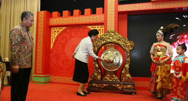 Indonesia-China Gelar Joint Cultural Performance
