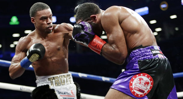 Peterson Cuma Kuat 8 Ronde Ladeni Errol Spence Jr