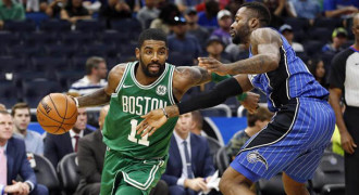 Irving Gemilang, Celtic Tetap Dipermalukan Magic