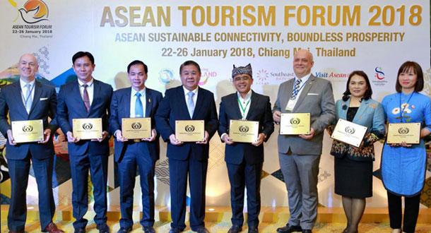 Bandung Raih Penghargaan Kota Wisata Bersih ASEAN