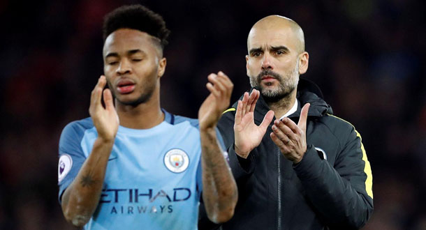 Guardiola Ingatkan The Citizens Tetap Fokus