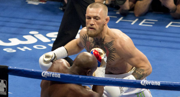 McGregor Tantang Mayweather Duel Rematch