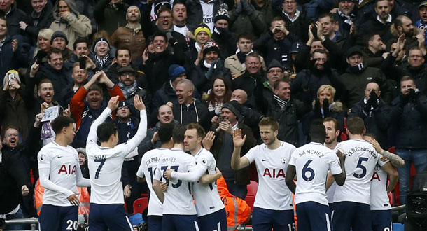 Tottenham Bungkam Arsenal dalam Derby London Utara