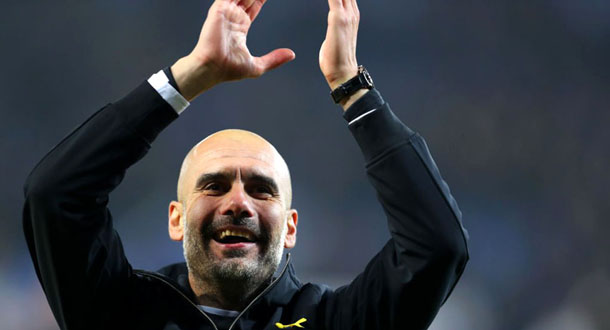 Puja-puji Guardiola Usai The Citizens Pesta Gol