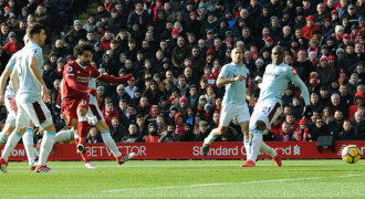 Liverpool Bungkam West Ham United