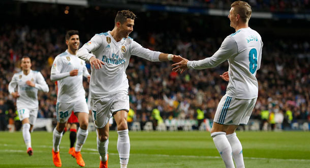 Madrid Santai Tanggapi Rumor Ronaldo ke China