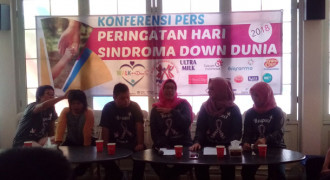 Potads akan Gelar Hari Down Syndrome Dunia 2018