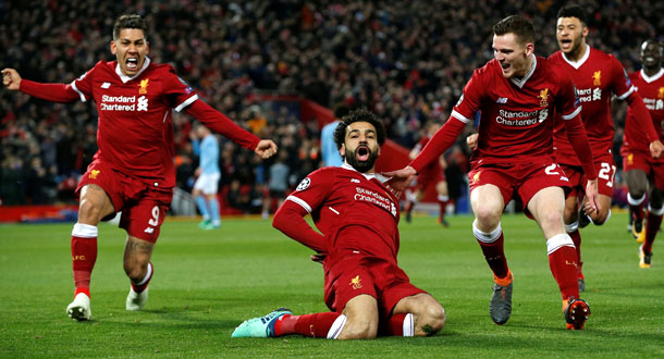 Liverpool Hancurkan The Citizens di Anfield