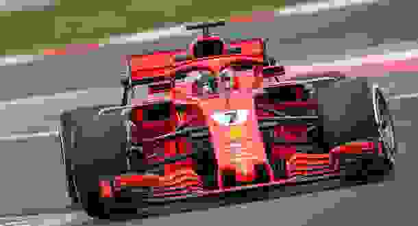Ferrari Kuasai Pole Position GP China