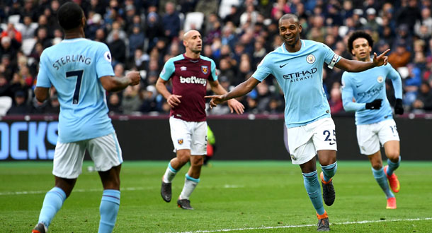 Man City Ngamuk di Kandang West Ham