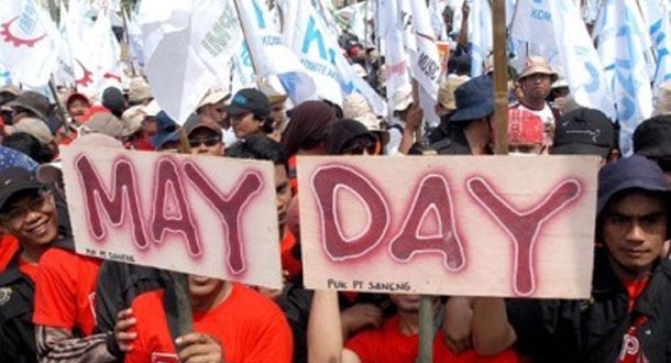 Amankan May Day, 1.500 Polisi Disiagakan