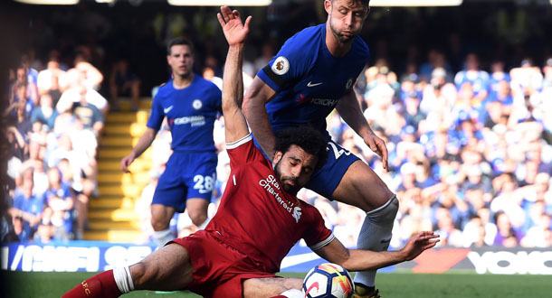 Klopp Kritik Aksi Diving Mohamed Salah