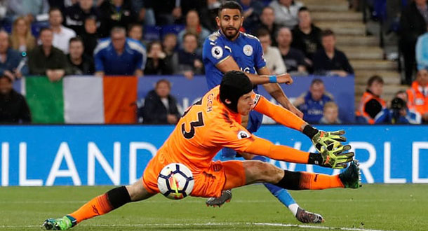 Leicester Permalukan Arsenal di King Power