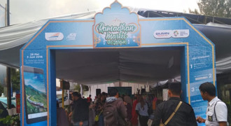 PT KAI Gelar Ramadhan Market on Station