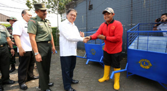 Lions Club Dukung Program Citarum Harum