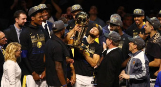 Gulung Cavs di Gim 4, Warriors Juara NBA