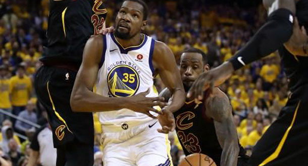 Bos Warriors Puji Pengorbanan Kevin Durant